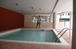 MAINTENANCE, RENOVATION AND FILTER YOUR POOL